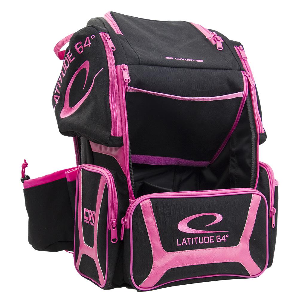 E3 Luxury Bag Black/Pink