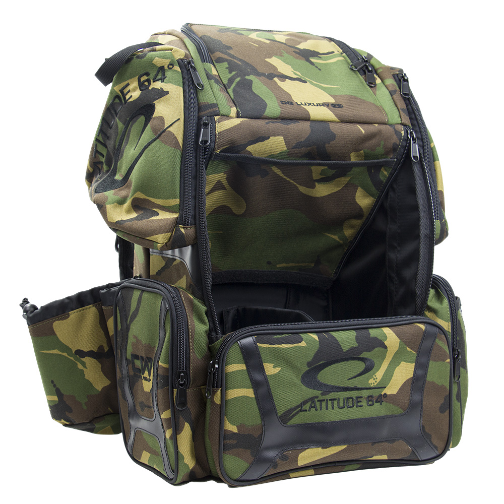 E3 Luxury Bag Army Camo