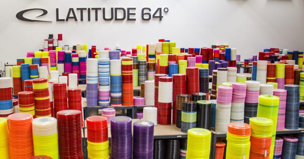 latitude 64 company picture