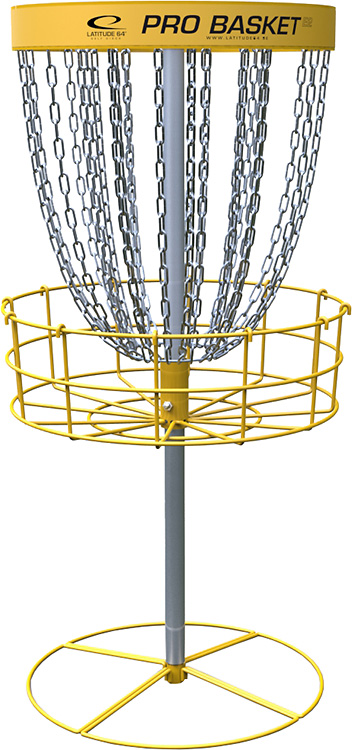 Disc Golf Course Equipment ~ Course equipment latitude