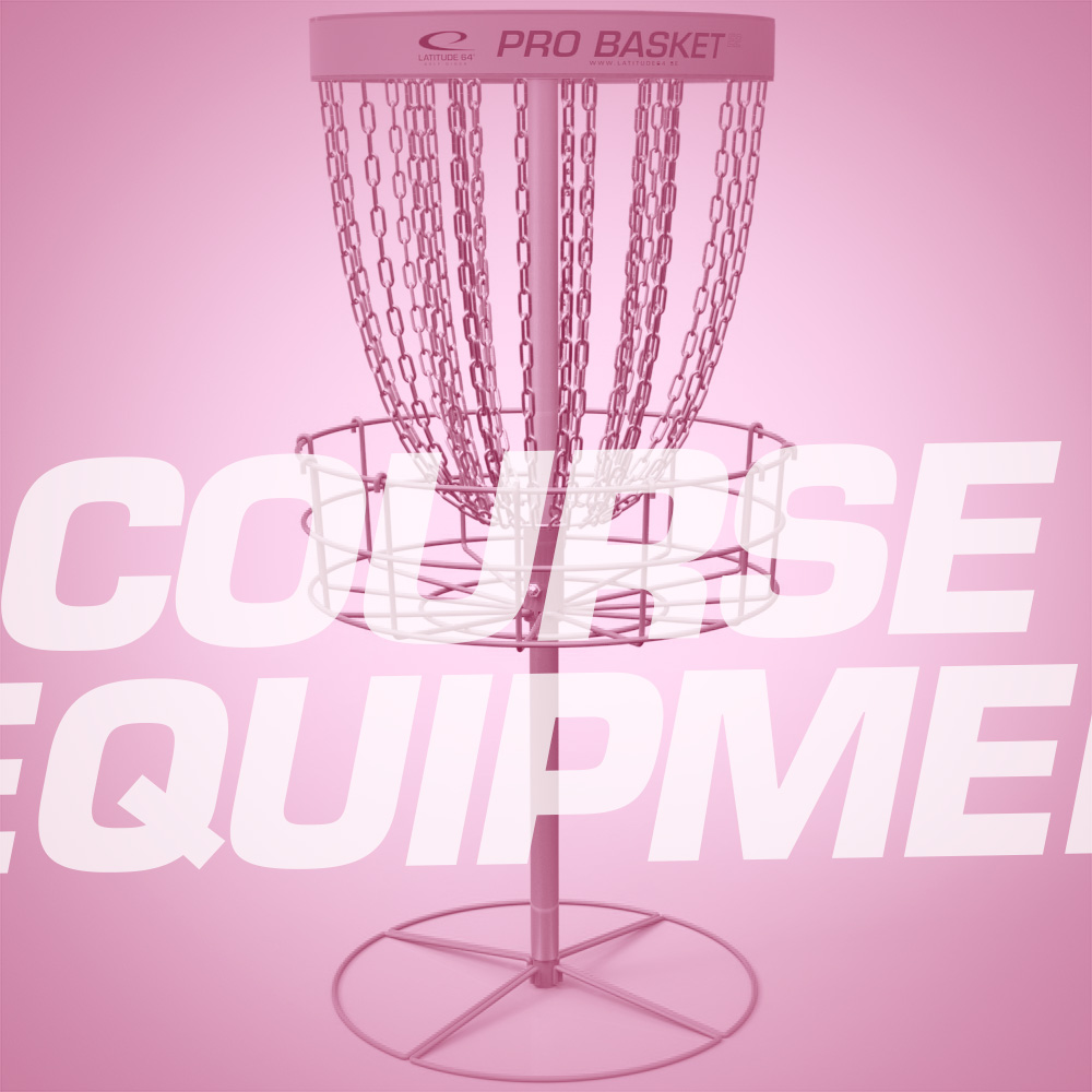 Products - Course equipment
