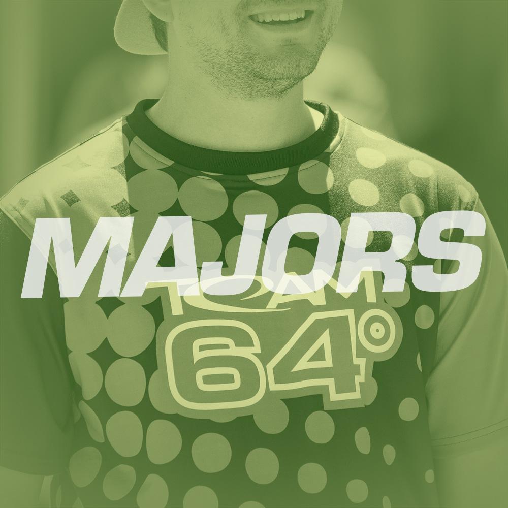 Team64° - Majors