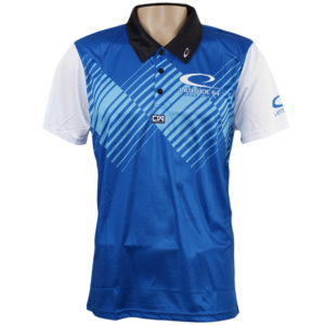 Latitude 64° Polo Ascent Blue