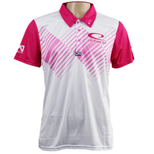 Latitude 64° Polo Ascent Pink