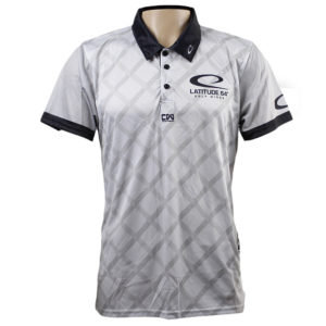 Latitude 64° Polo Fence Gray