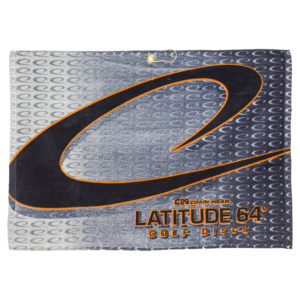 Latitude 64° Towel Grey