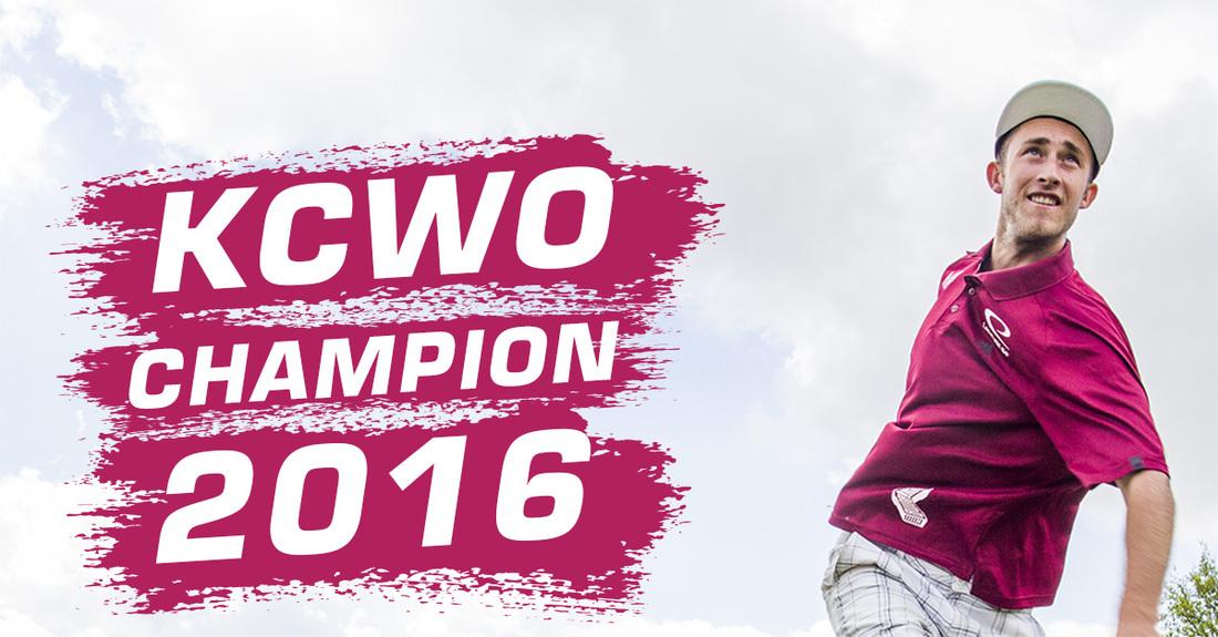 News - Ricky wins KCWO