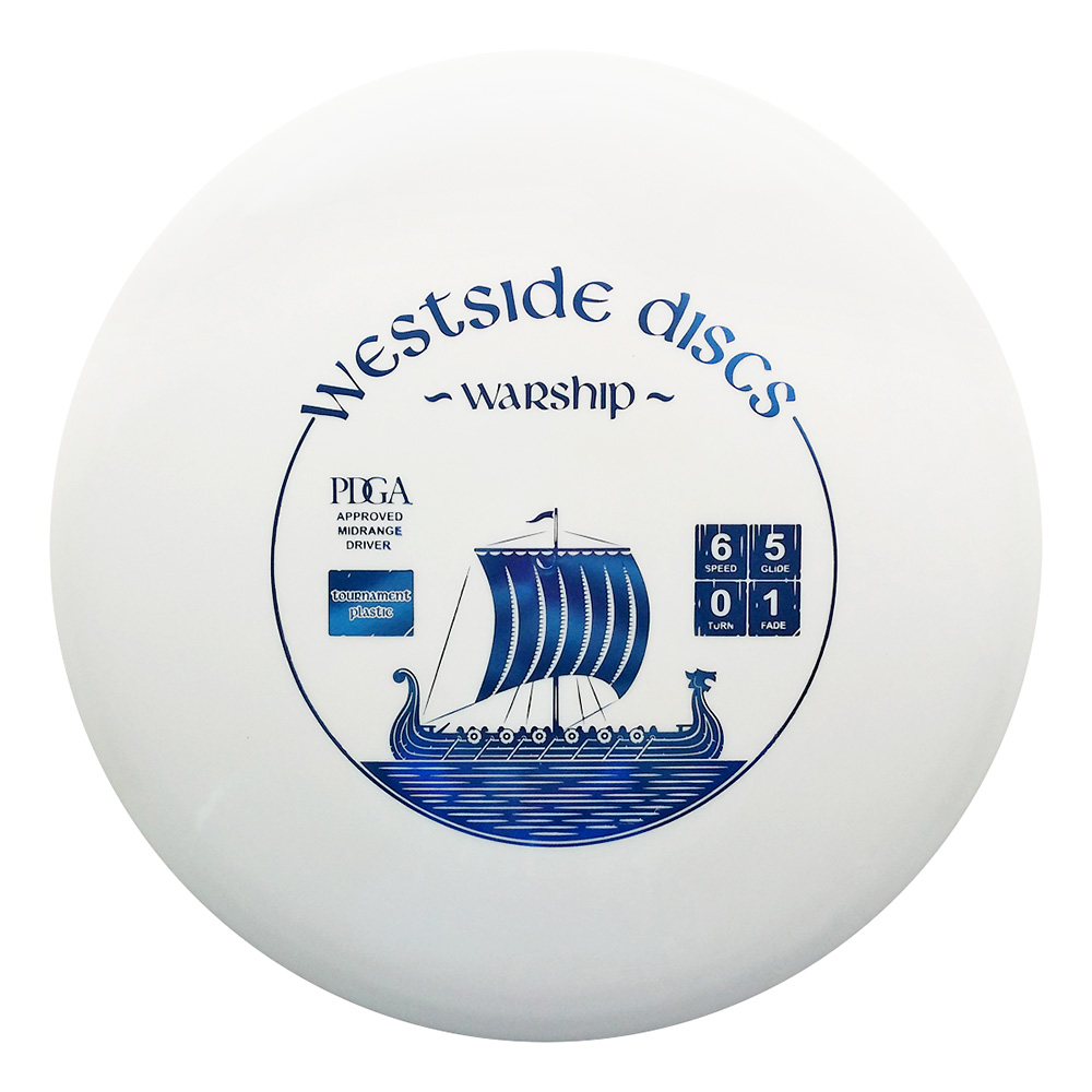 Westside Discs Tournament Warship