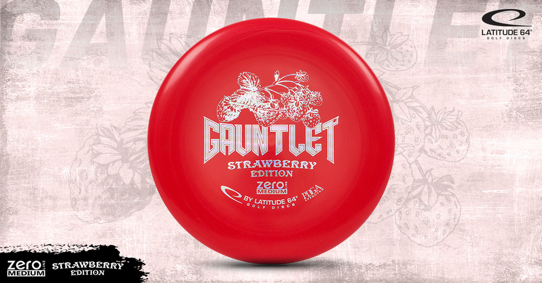 News: Gauntlet Strawberry Edition