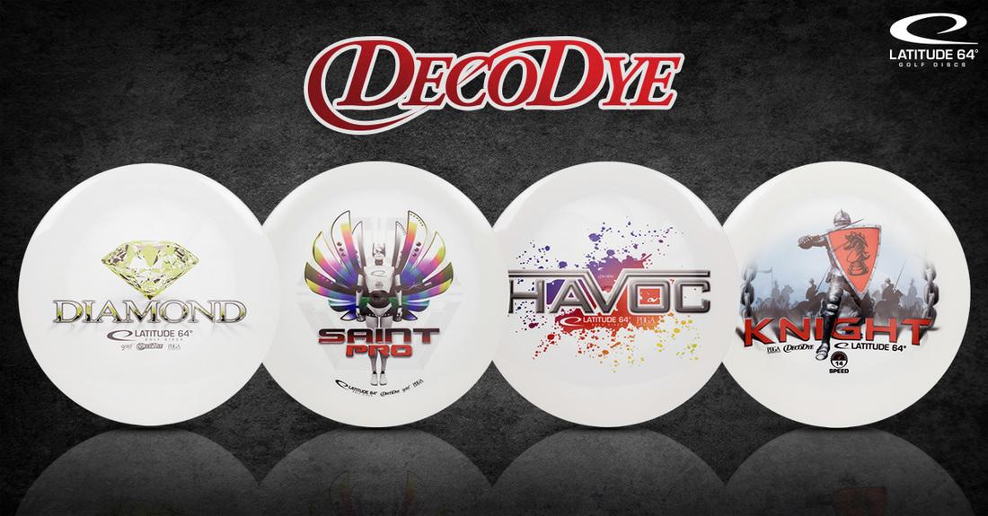 News: DecoDye - Diamond, Saint Pro, Havoc & Knight