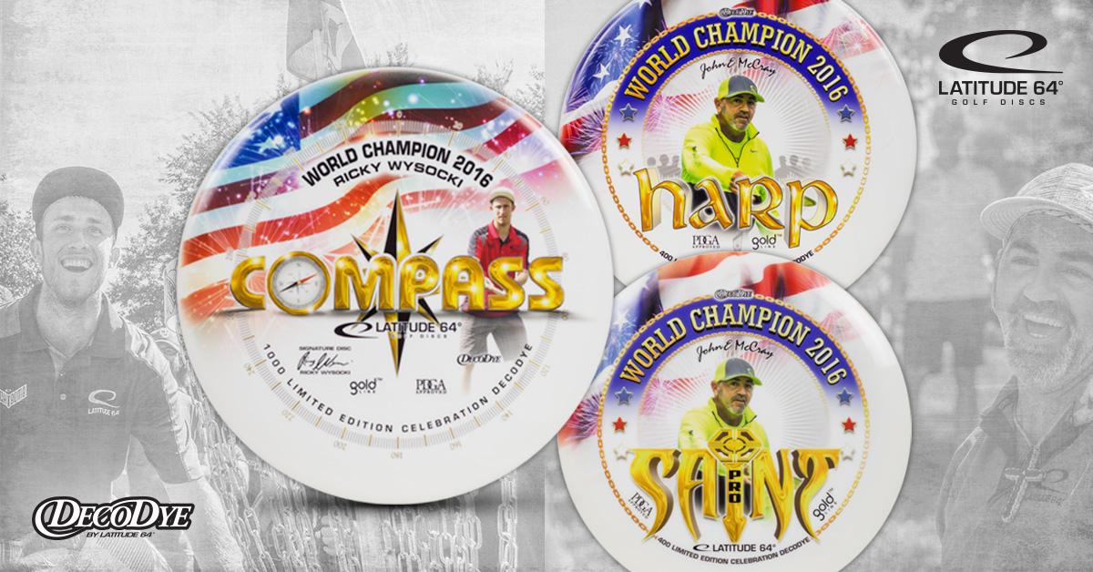 World Champion Limited Editions