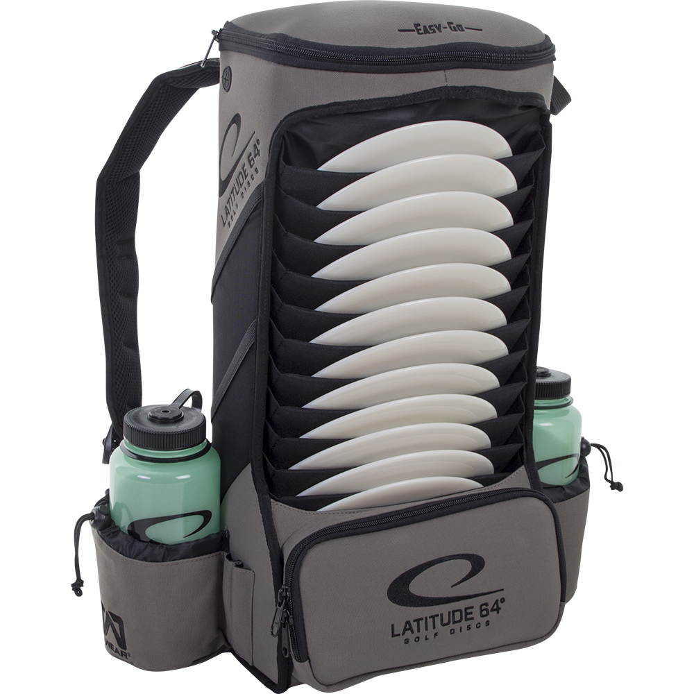 Easy-Go Backpack Gray