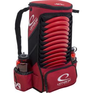 Easy-Go Backpack Red