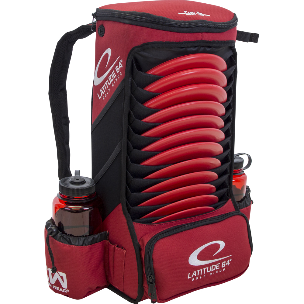Easy-Go Backpack Red