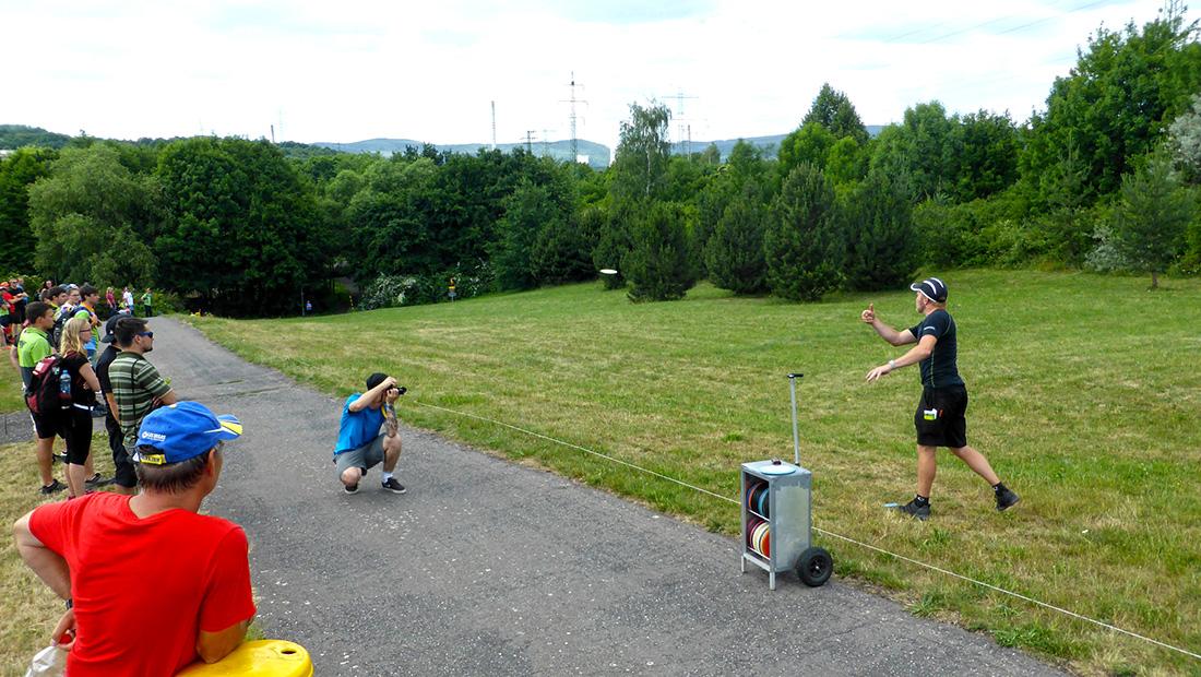 Czech Discgolf Championships 02