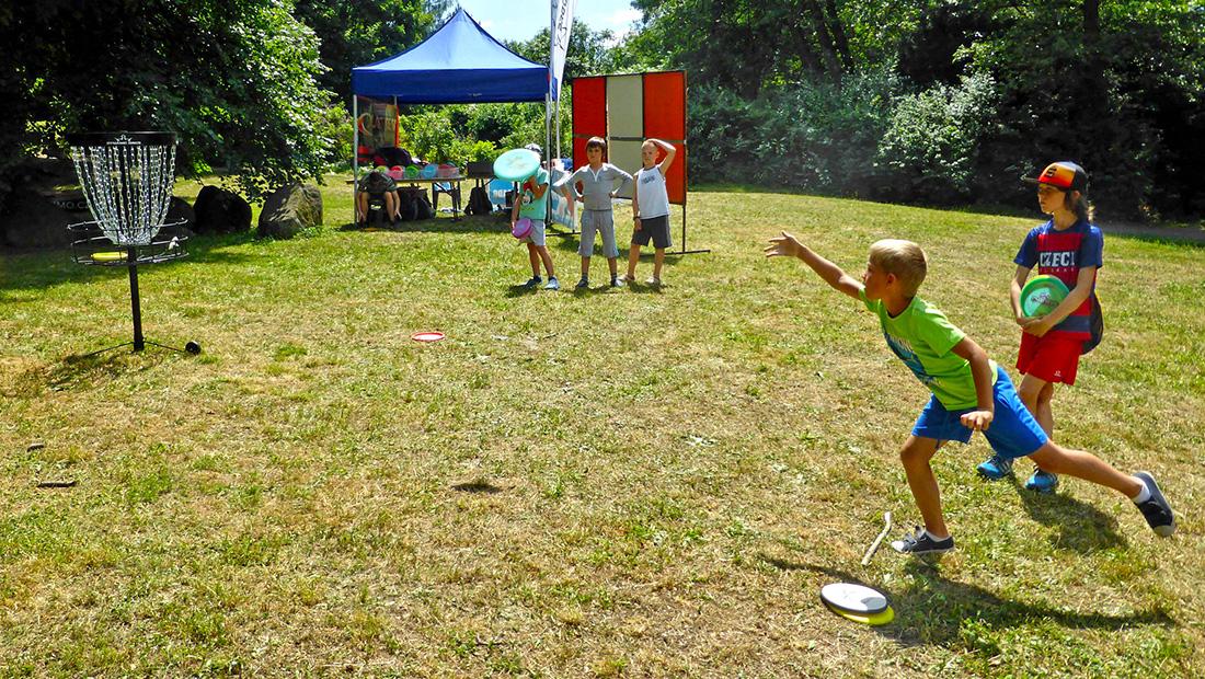 Czech Discgolf Championships 07