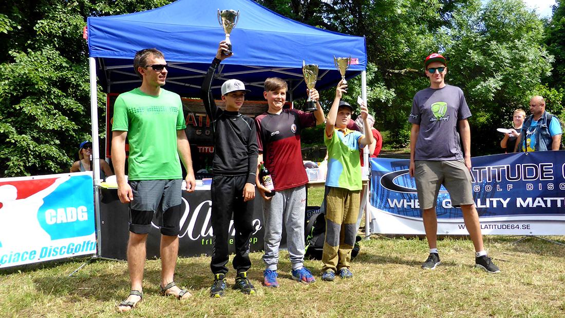 Czech Discgolf Championships 10