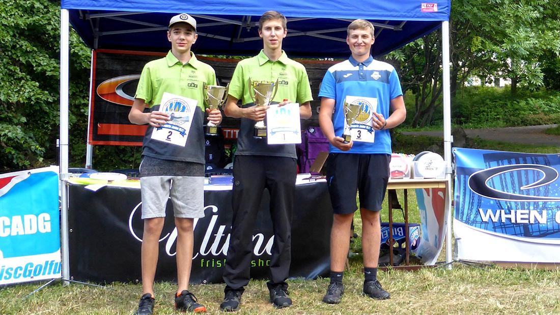 Czech Discgolf Championships 11