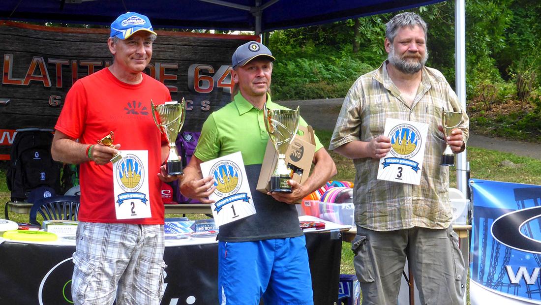 Czech Discgolf Championships 12