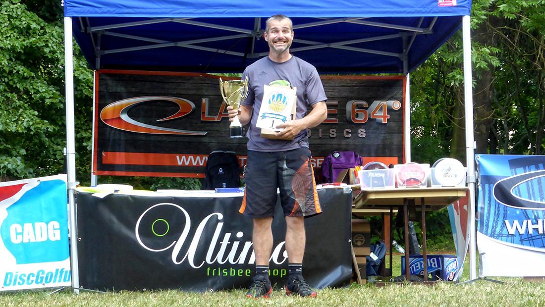 Czech Discgolf Championships 13