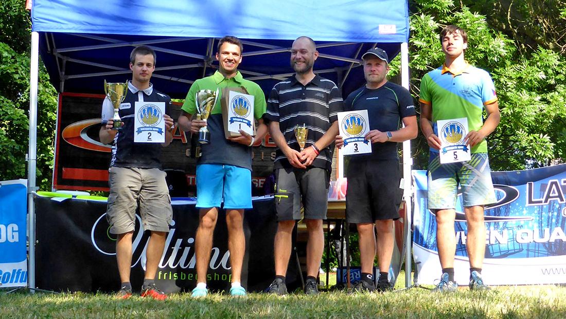 Czech Discgolf Championships 15