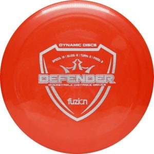 Fuzion Defender by Dynamic Discs