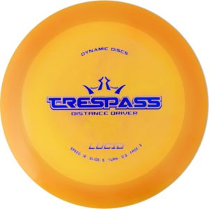 Lucid Trespass by Dynamic DIscs