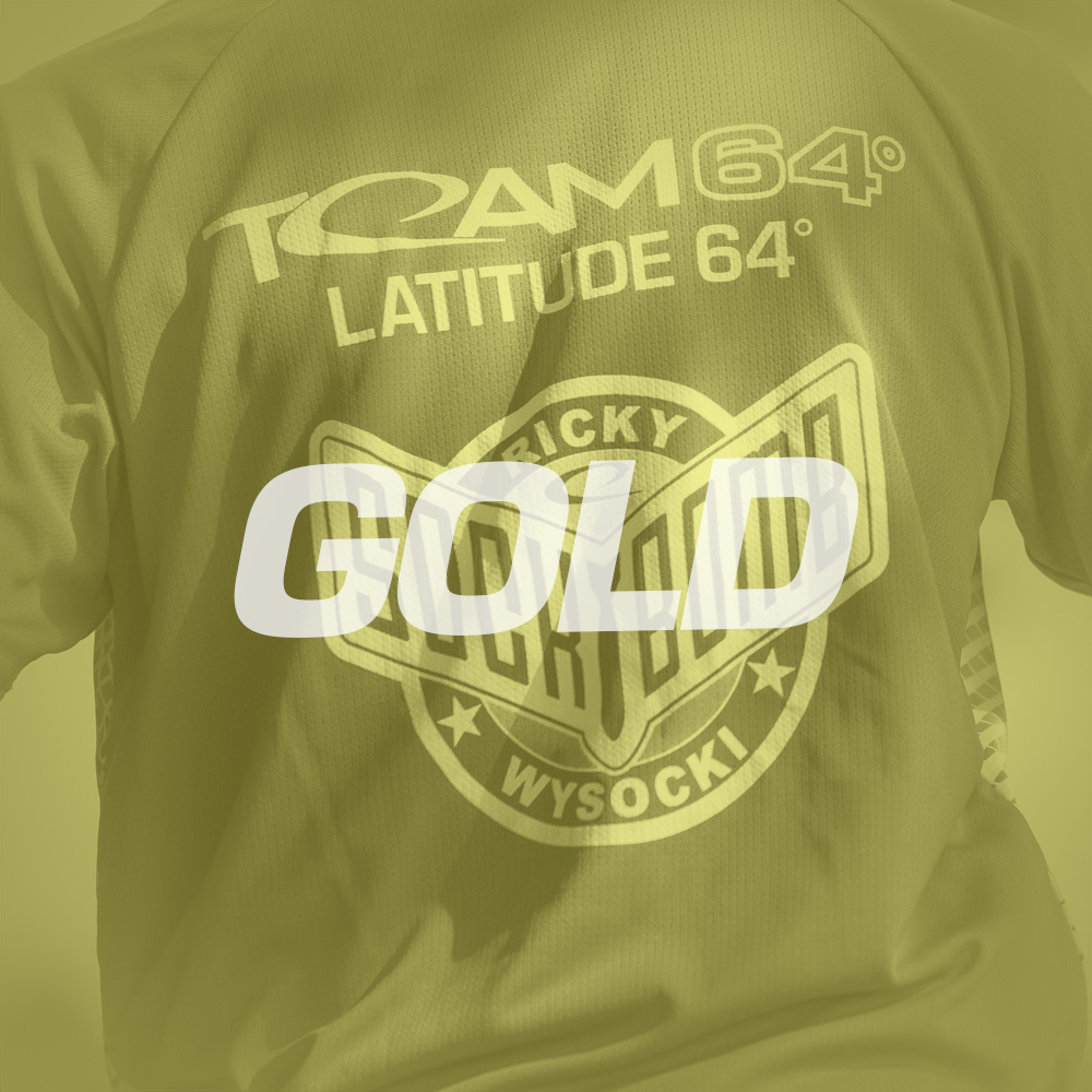 Team Latitude 64° - Gold