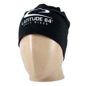Latitude 64° Beanie Black