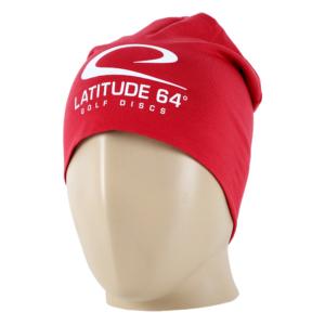 Latitude 64° Beanie Red