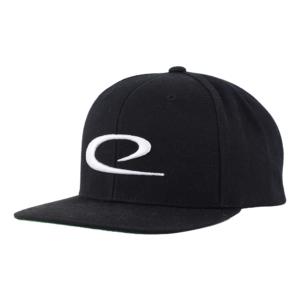 Latitude 64° Cap Snapback Big Swoosh Black/White