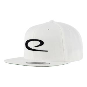 Latitude 64° Cap Snapback Big Swoosh White/Black