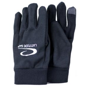 Latitude 64° Fleece Glove Black
