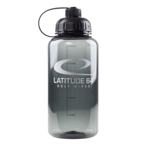 Latitude 64° Water Bottle Black