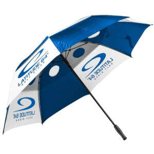 Latitude 64° Windbuster Umbrella Blue