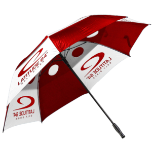 Latitude 64° Windbuster Umbrella Red