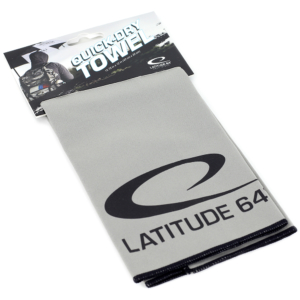 Latitude 64° Quick-Dry Towel Gray