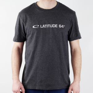 Latitue 64° Tournament T-Shirt Charcoal