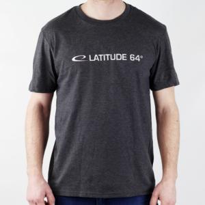Latitue 64° Tournament T-Shirt Charcoal