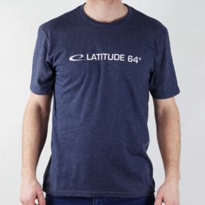 Latitue 64° Tournament T-Shirt Navy Blue