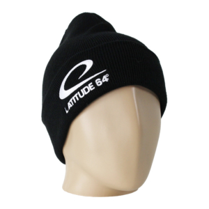Latitude 64° Beanie Wind Black