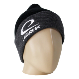 Latitude 64° Beanie Wind Gray