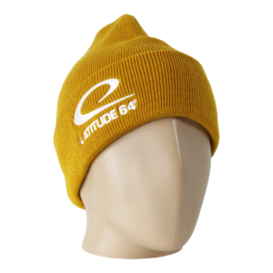 Latitude 64° Beanie Wind Curry