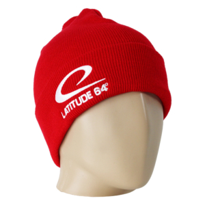 Latitude 64° Beanie Wind Red