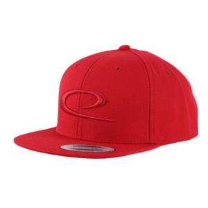 Latitude 64° Cap Snapback Big Swoosh Red