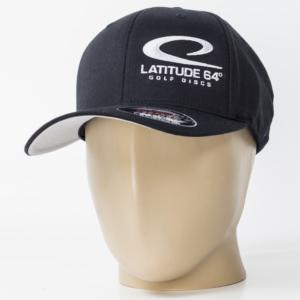 Latitude 64° Cap Flexfit Black