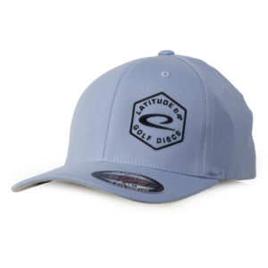 Latitude 64° Cap Flexfit Hex Logo Light Blue