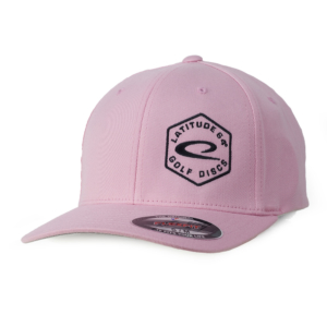 Latitude 64° Cap Flexfit Hex Logo Light Pink