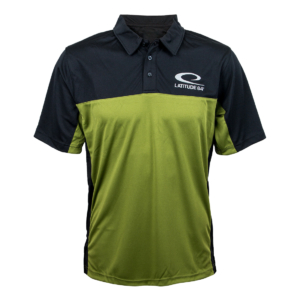 Latitude 64° Polo Runner Black/Green