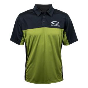 Latitude 64° Polo Runner Black/Green